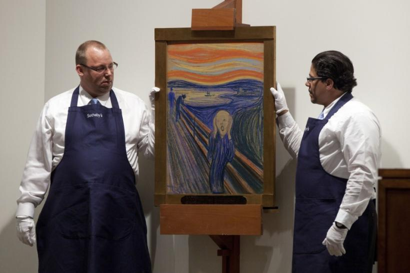 Edvard Munch's &am