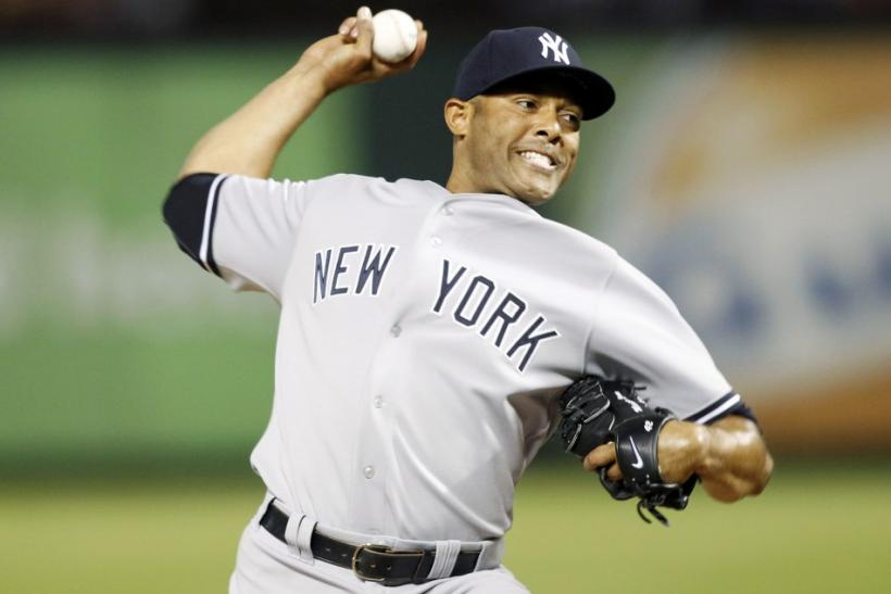 Mariano Rivera is the all-time leader with 608 career saves.