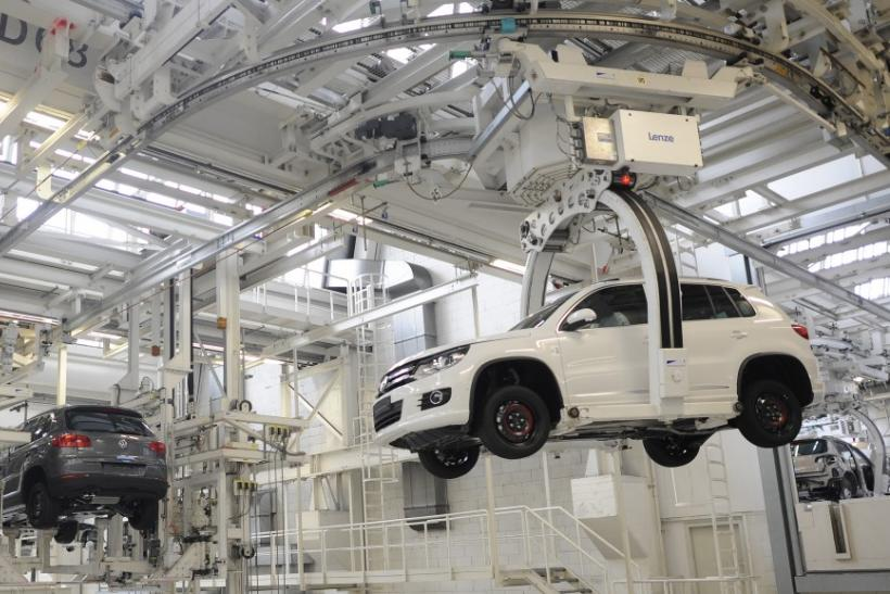 Volkswagen, German factory orders
