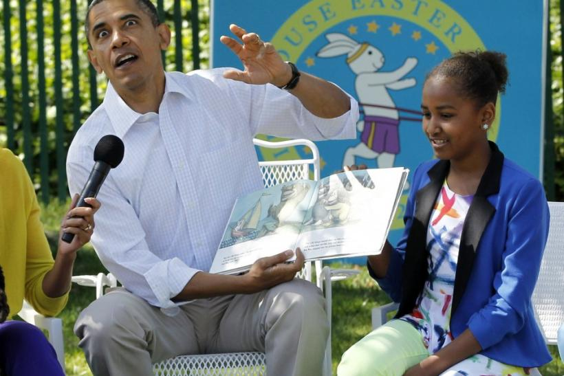 "Maurice Sendak Dies: Watch Obama Read ""Where the Wild Things Are"" [VIDEO]"