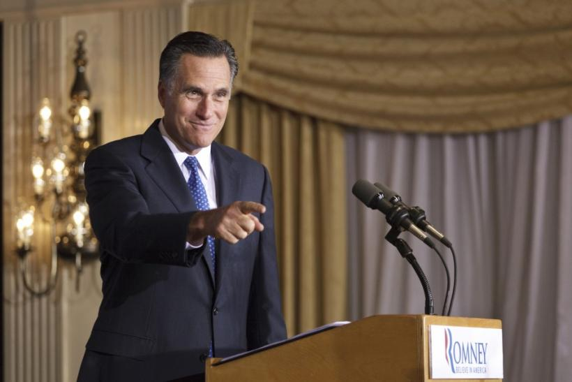 Romney and RNC Raise Over $40M in April, Almost Catching Up to Obama