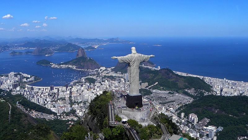 Despite troubles in its financial sector, Brazil is still drawing foreign investors.