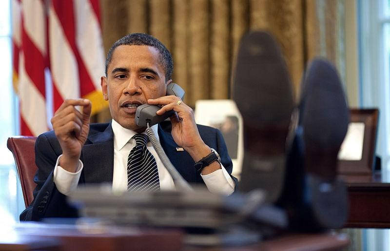 Obama Call Mitt Romney to Congratulate Him on Nomination