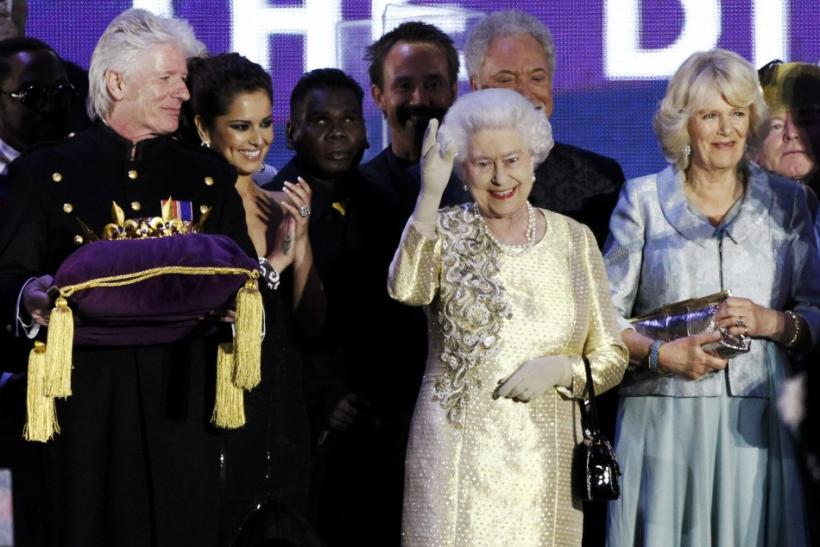 Diamond Jubilee Concert Highlights:  Stevie Wonder, Paul McCartney, Fireworks & More [VIDEO, PHOTOS]
