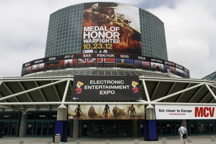 E3 2012 Los Angeles Convention Center