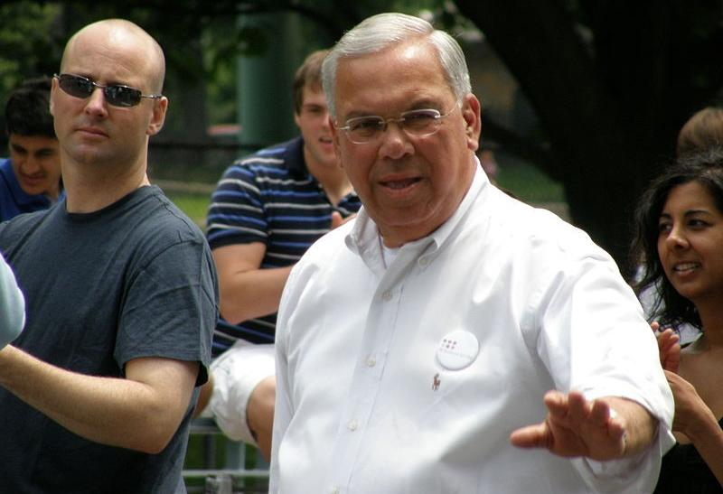 Boston Mayor Thomas Menino.