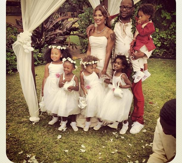 Bobby Brown Wedding