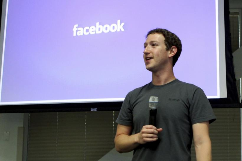Facebook CEO Mark Zuckerberg, 29