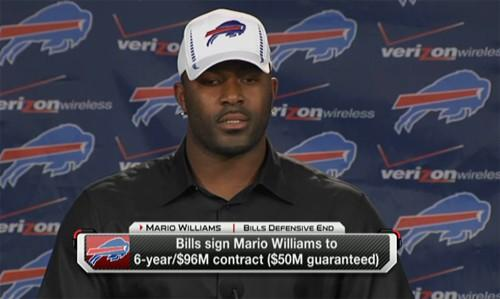 The Buffalo Bills defense got light years better when they added Mario Williams, but is it a playoff defense?