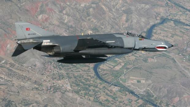 Turkish Air Force F-4 Phantom