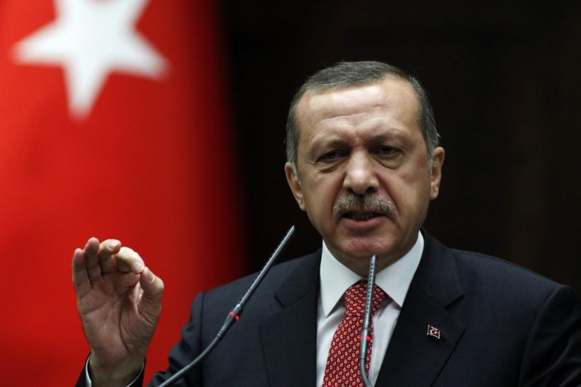 Turkish Leader Slams UN For 'Dangerous' Syria Inaction