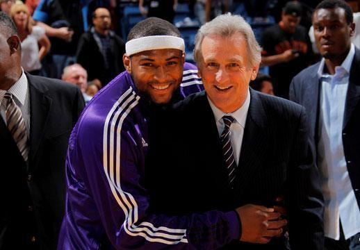 DeMarcus Cousins reportedly played a role in Paul Westphal's firing last season.