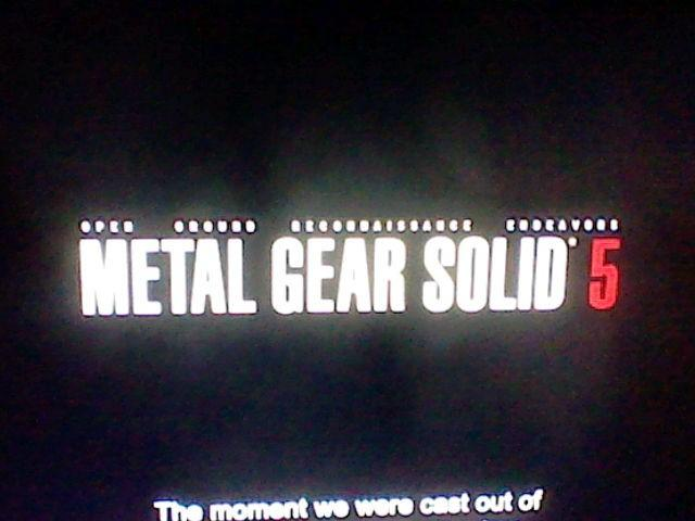'Metal Gear Solid 5' Release Date Not Coming Soon, Konami Shoots Down 'Leaked' Image From Comic Con [PHOTO]