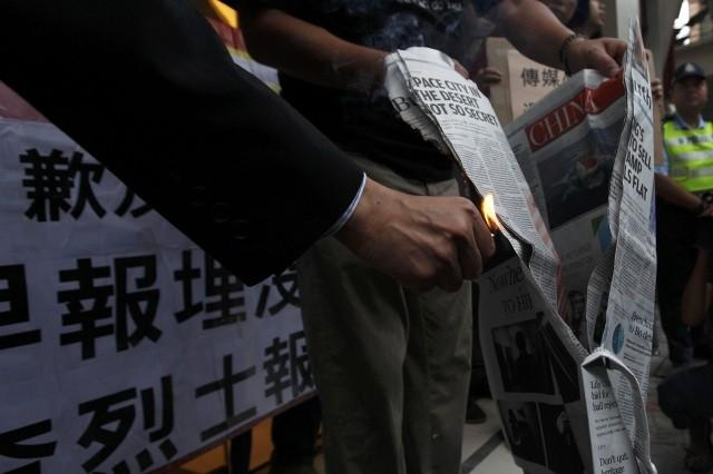China Media Crackdown