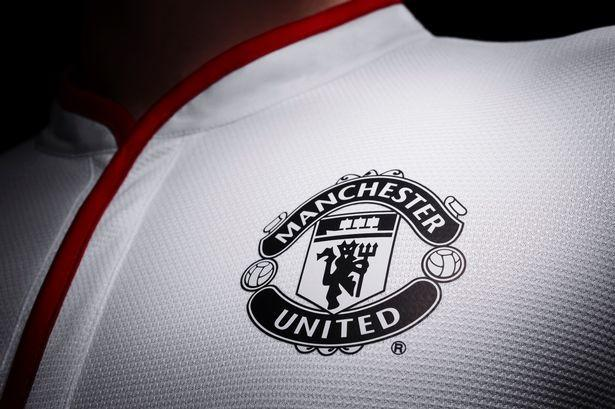 Manchester United 2012/13 away kit