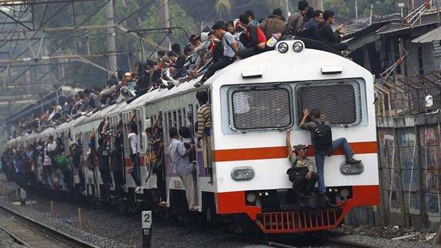 Indonesian Trains