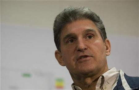 Manchin: NRA Lied About Background Checks Bill