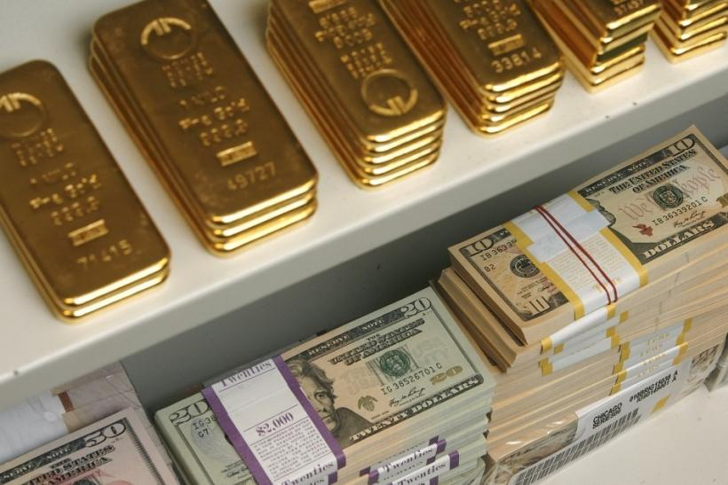 Russian Gold/fx Reserves Fall To $505.5 Bln