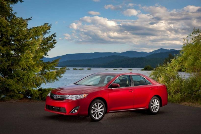 The #9 most popular car in America's wealthiest zip codes is the Toyota Camry with an MSRP of $25,535.