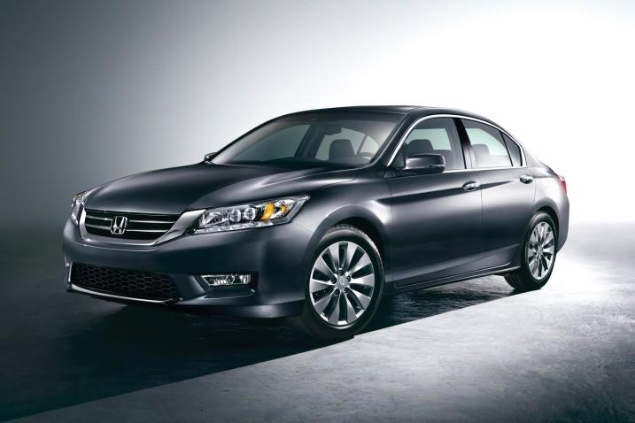 Honda Allows Glimpse on 2013 Accord, Set to Hit Australia Mid-2013