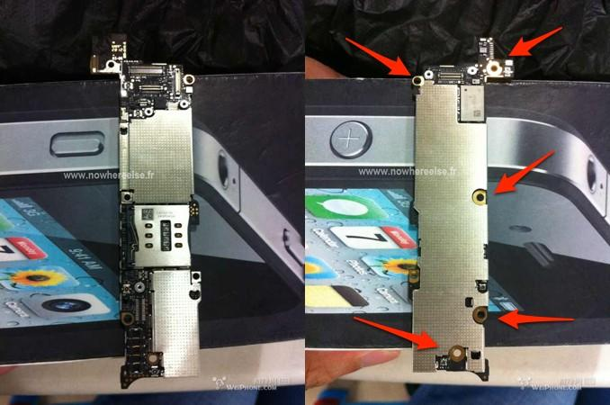 Apple iPhone 5 Features: 'Leaked' Logic Board Perfectly Fits Previous Specs Rumors, Components [PICTURES]
