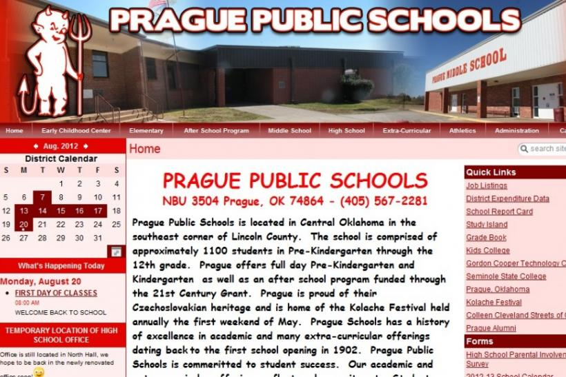 Prague High School