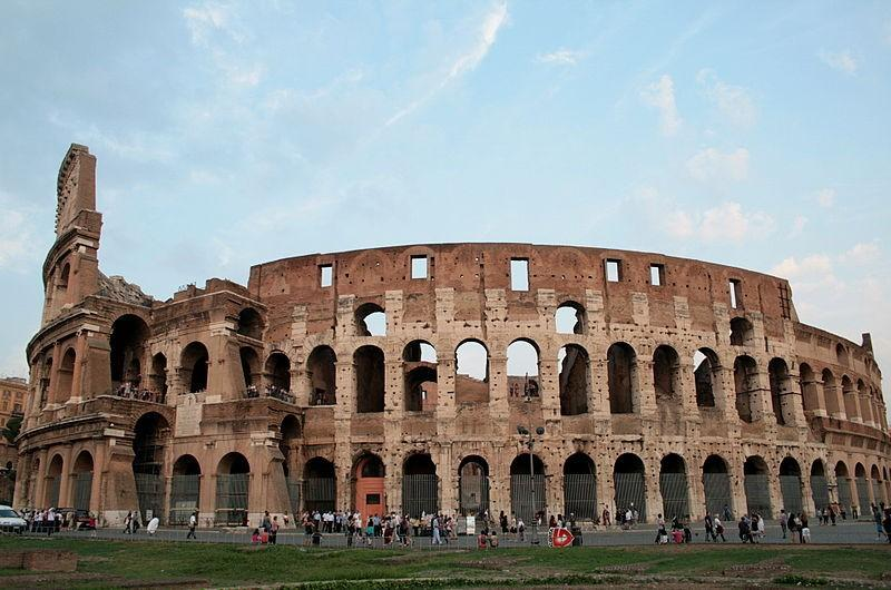 No. 2 The Colloseum, Rome
