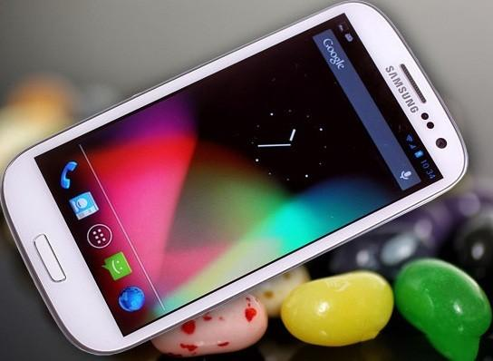 Android 4.2.2 Jelly Bean Update For Samsung Galaxy S3 GT-I9300