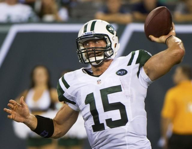 Tim Tebow completed six of his eight pass attempts in 2012.