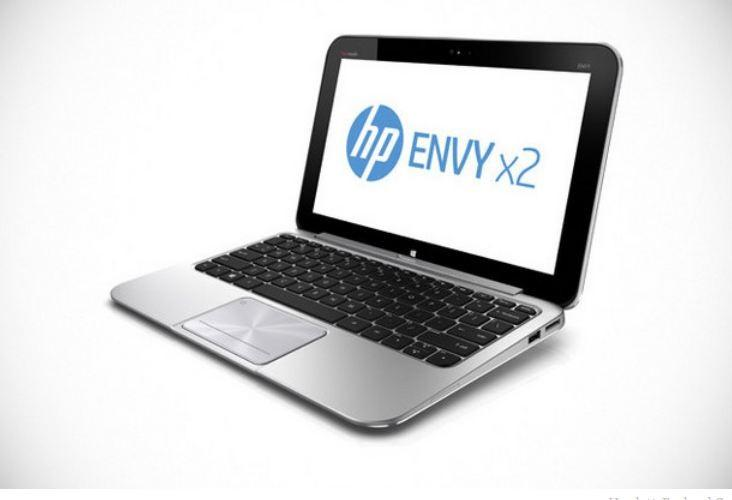 HP Envyx2 tablet