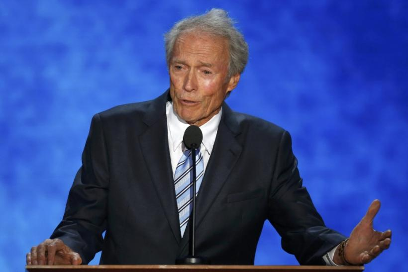 Clint Eastwood at RNC