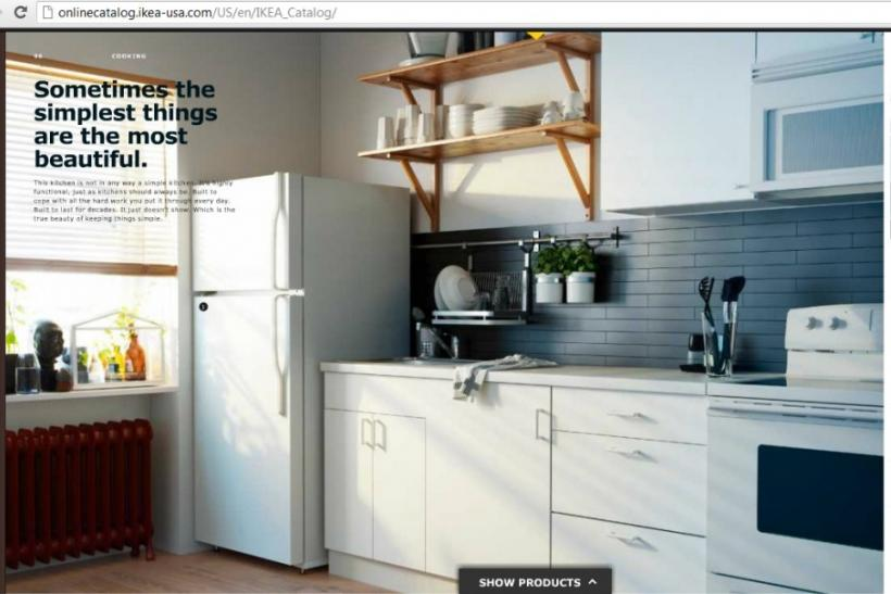 IKEA Catalog To Feature More 3D Models By 2013