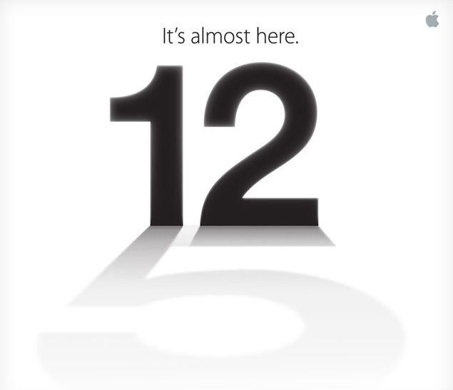 Apple iPhone 5 Sept. 12 Media Event Officially Confirmed: Will It Excel Samsung Galaxy S3?