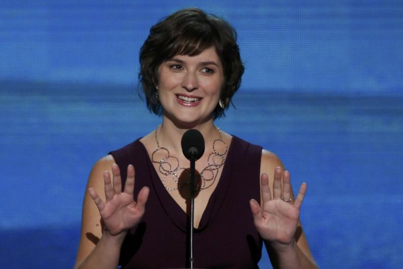 Sandra Fluke at DNC