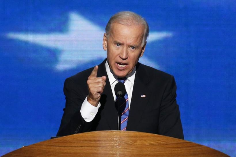 Biden At The DNC
