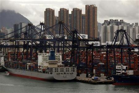 Hong Kong port