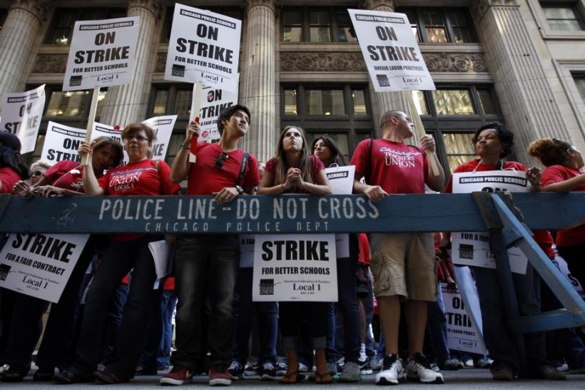 Chicago Teachers Union Strike