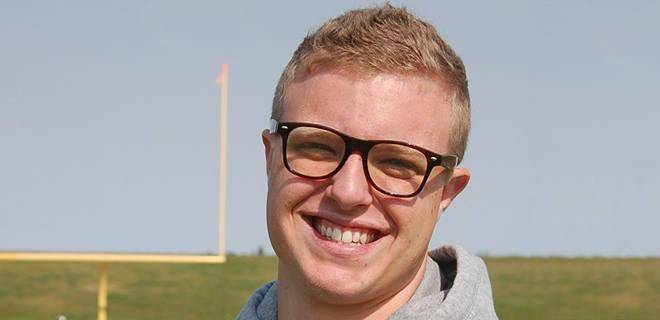 Jamie Kuntz spent less than a month on the North Dakota State College of Sciences football team.