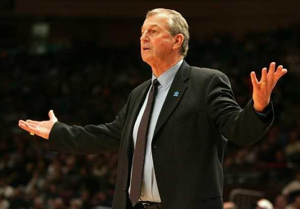 Jim Calhoun has the second-most wins of any Big East basketball coach.