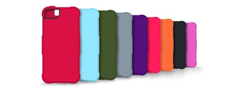 2. Minimalist Protector Case for iPhone 5 - Available for $19.99