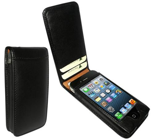 3. Piel Frama Luxury Leather Flip Cases - Available for $89.00