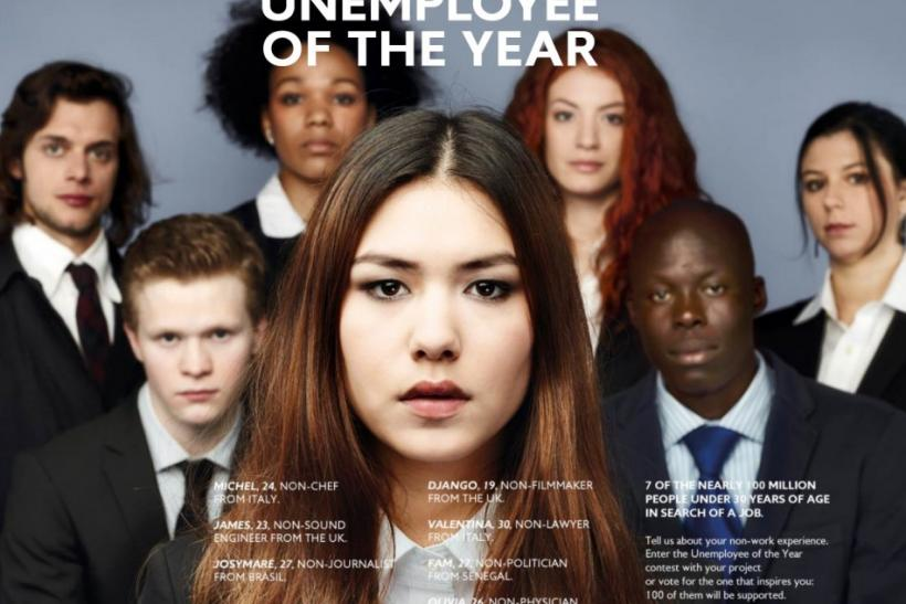 Benetton Unemployee Ad Campaign