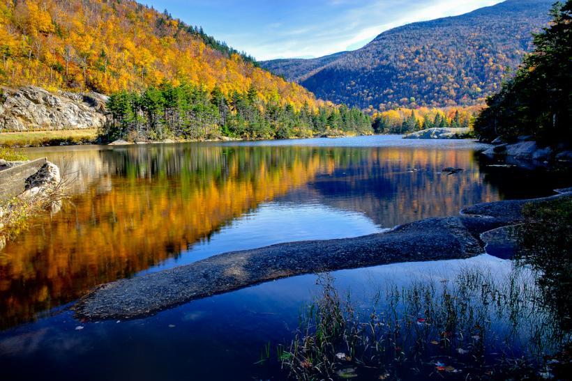 White Mountains Trail, New Hampshire