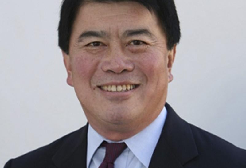 U.S. Congressman Wu is pictured in undated official photograph