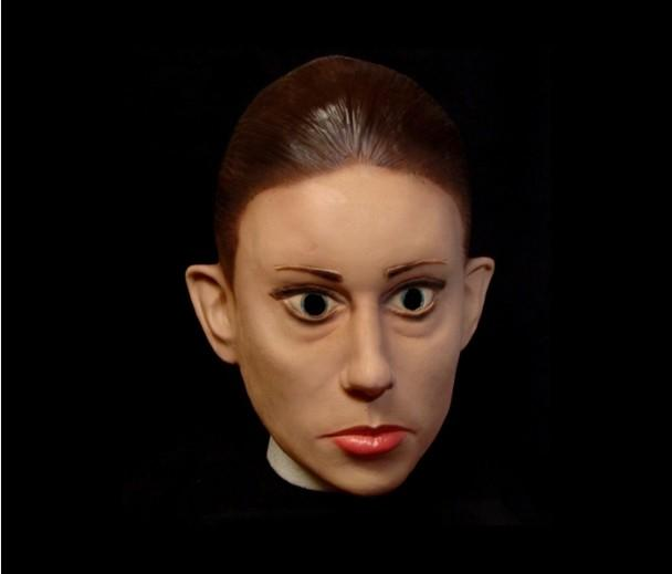 Casey Anthony latex rubber mask