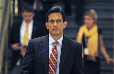 The New And Improved GOP? Cantor Makes Pitch For Compassionate Conservatism