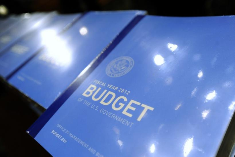 At Issue: U.S. Budget