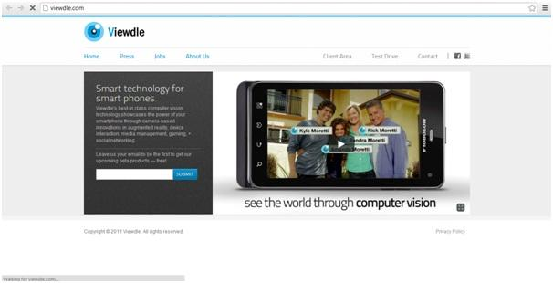 Google's Motorola Acquires Viewdle