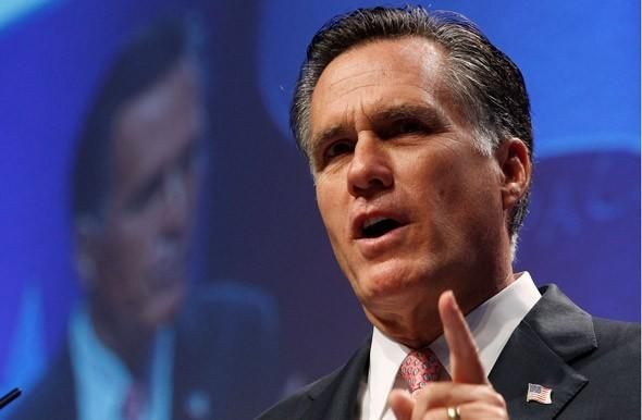 2012 Election: Mitt Romney Favored Over Barack Obama To