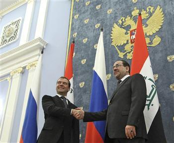 More Arms For Baghdad: Iraq Buys $4.2 Billion In Russian Weapons